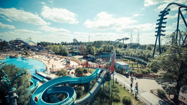 """Daniel Graham Parker and his disabled brother had visited Thorpe Park on numerous occasions however had never experienced such """"poor treatment"""""""