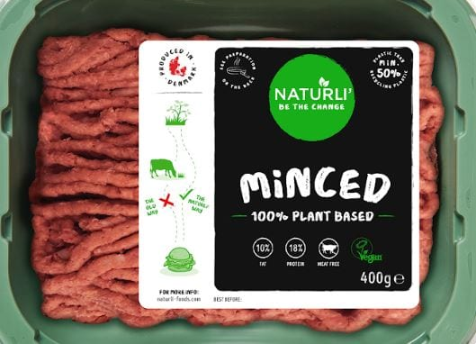 Sainsbury's new vegan mince