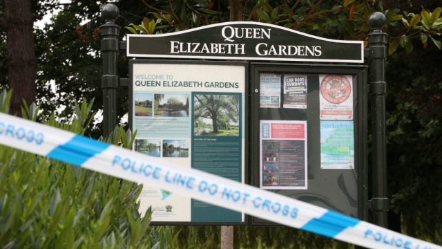Places the Amesbury couple visited were cordoned off by police (PA)Places the Amesbury couple visited were cordoned off by police (PA)