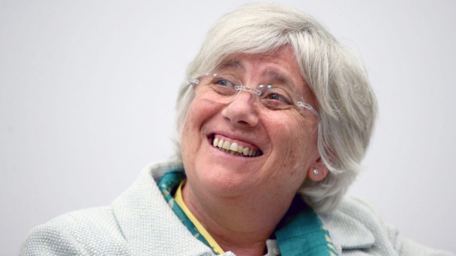 Clara Ponsati is fighting extradition to Spain on charges of fomenting rebellion (Photo: PA)