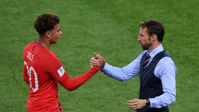 Dele Alli is expected to be fit to face Sweden in the World Cup quarter-final on Saturday