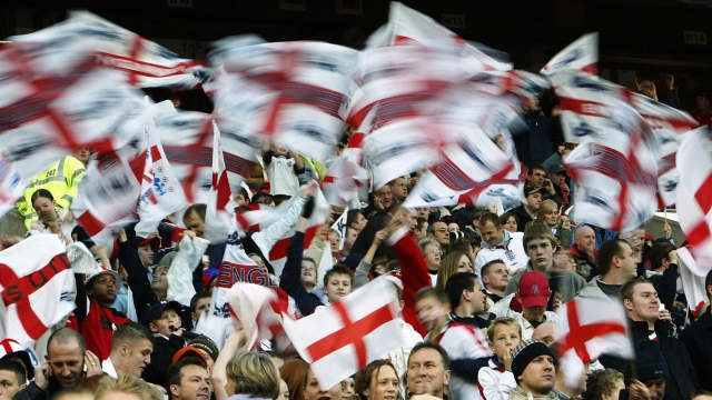 The World Cup could boost Britain's economy by nearly £3bn (Photo: Getty Images)