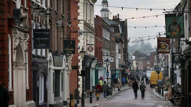 The fact that the country's high streets are in a state of disrepair is not new. There were 5,855 store closures in 2017, more than in any year since 2010. Photo: Getty