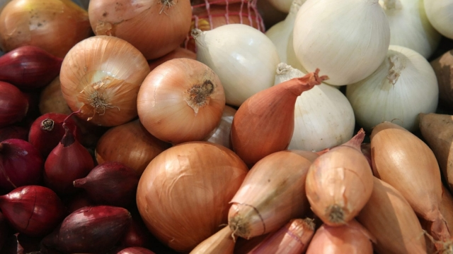 Onion shortage