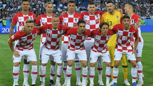 England take on Croatia in the World Cup semi-final on Wednesday
