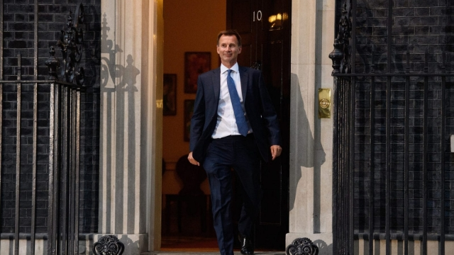 Jeremy Hunt: The Foreign Secretary is ramping up warnings about the prospect of deadlock in Brexit talks (Photo: Leon Neal / Getty)