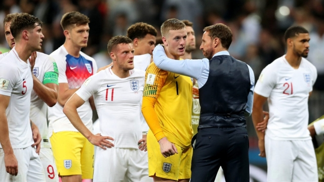 Gareth Southgate and his players can be proud of their performances in Russia (Getty Images)