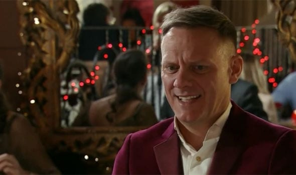 Coronation Street's Antony Cotton reveals personal connection to homelessness storyline as he paid for a man's hotel (Photo: ITV)