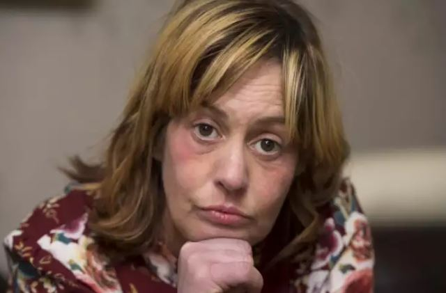 Lisa Andrews was arrested in April over suspicion of dealing cannabis