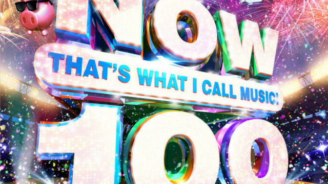 The Now! That's What I Call Music series has reached its 100th edition