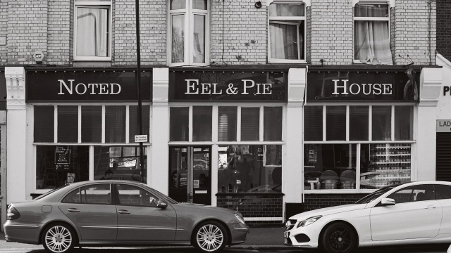 Pie and mash shops in London