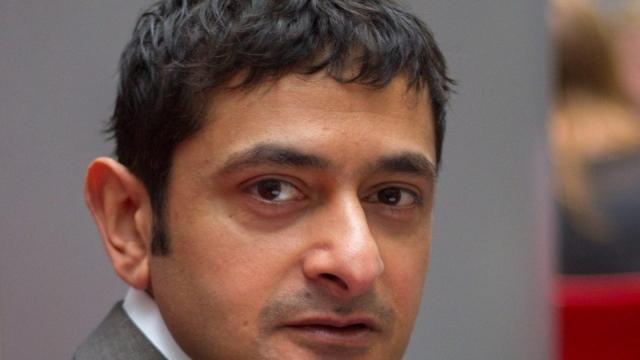 Professor Nav Kapur.