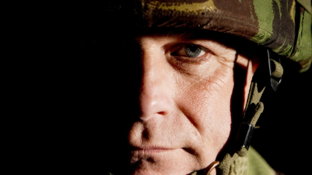 Article thumbnail: Despite concern that the numbers of veterans taking their own lives is increasing, there are no comprehensive records kept by the Ministry of Defence or other public bodies, an investigation by i has found. (Shutterstock)