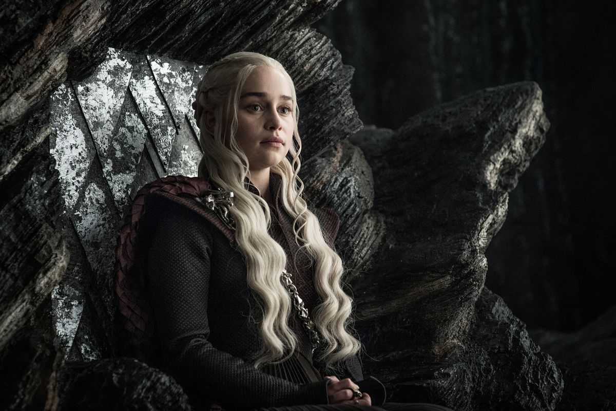 For shows like Game of Thrones shows benefit from buzzy chatter, which includes your tweet (Photo: HBO)