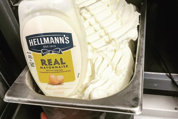 Unlikely combo: mayonnaise flavour ice cream, pioneered by a Scottish business