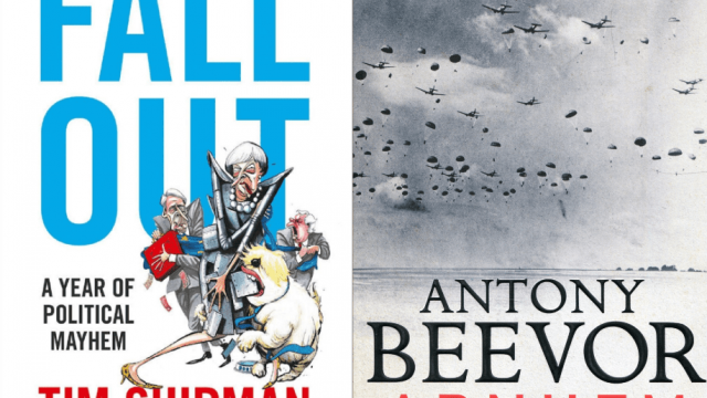 MPs have chosen political and historical books for their summer holiday.