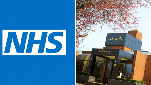 Hallmark Hotels are offering NHS staff free stays