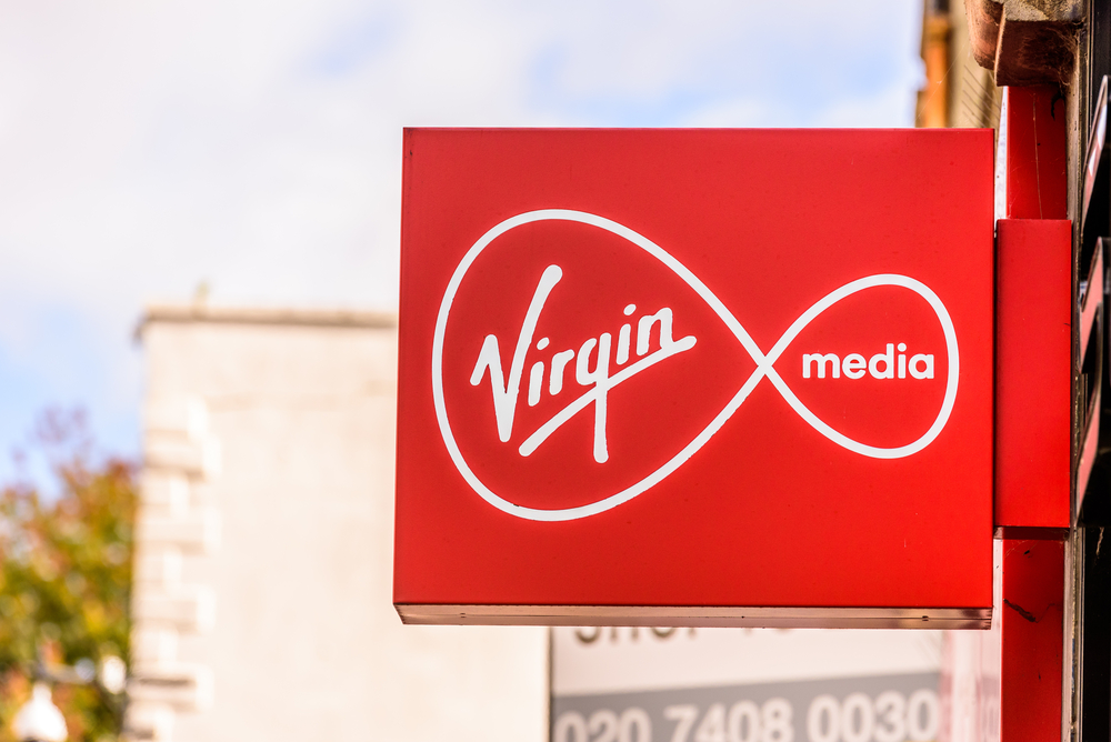 Virgin Media has been embroiled in disputes with both UKTV and ITV for a year