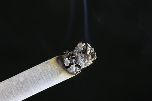 Instances of tobacco use on television were found to be influence young people (Photo: Getty)