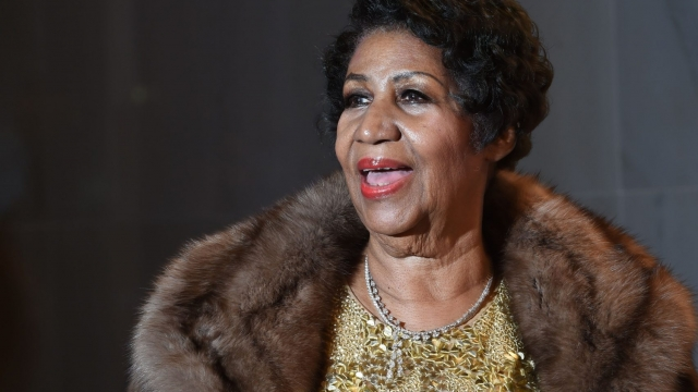 Aretha Franklin died in August aged 76 (AFP/Getty Images)