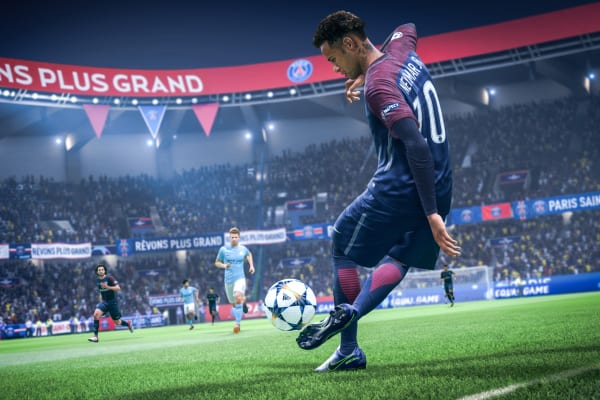FIFA 19 screenshot ea sports