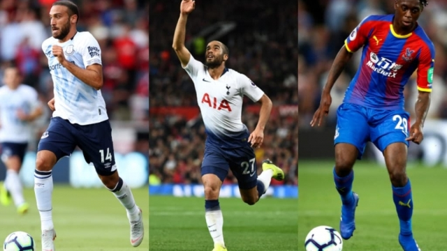 Cenk Tosun, Lucas Moura and Aaron Wan-Bissaka could all be set for big Gameweeks