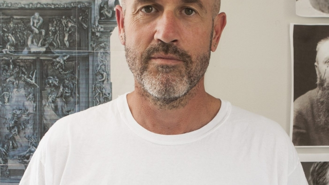 James Frey is the author of 2003's A Million Little Pieces. Photo: Matt Jordan