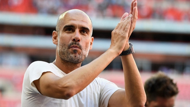 Pep Guardiola led Manchester City to the Premier League title last season but how would he fare in i's fantasy league?