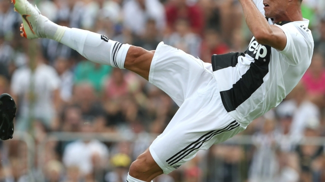 Cristiano Ronaldo will return to Old Trafford in October with Juventus (Getty Images)