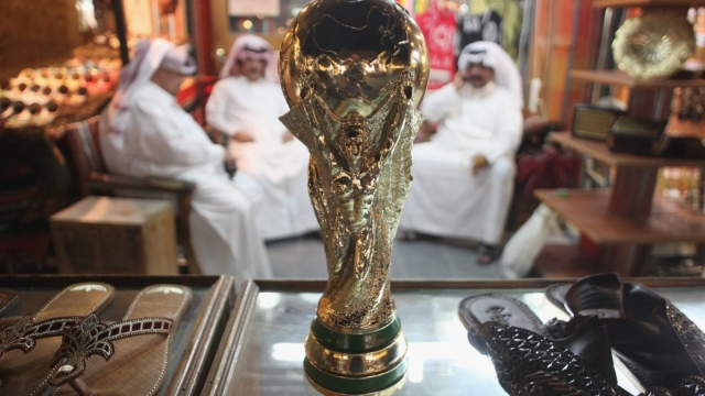 Qatar 2022 kicks off four years today (Getty Images)