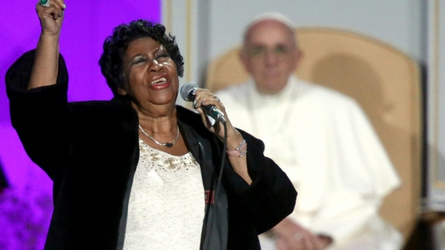 Aretha Franklin tributes