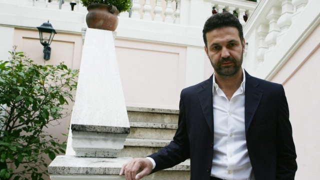 Afghan-born USA novelist Khaled Hosseini has released a new short book (AFP/Getty Images)
