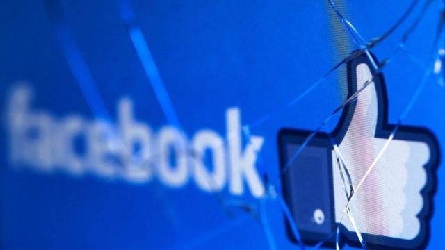 Facebook was hacked earlier in the week (JOEL SAGET/AFP/Getty Images)