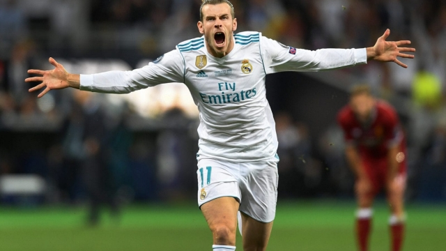 Cristiano Ronaldo may have moved on, but this new, fresh Real Madrid can provide the foundation upon which Gareth Bale can prove that he is in his footballing prime (Getty Images)