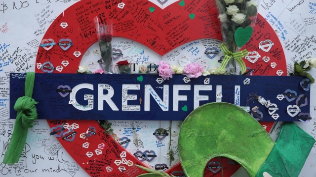 Tributes to Grenfell Tower victims (Photo: Getty)