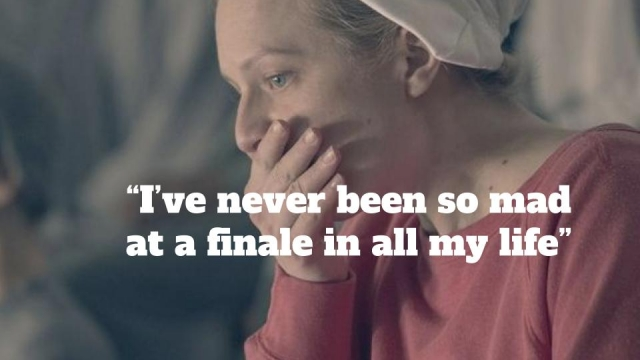Handmaid's Tale finale quote