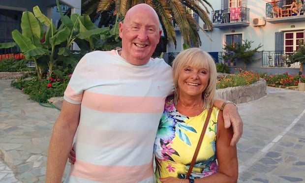 John Cooper, 69, and his wife Susan Cooper, 63, died within hours of each other in Egypt (Photo: Facebook)
