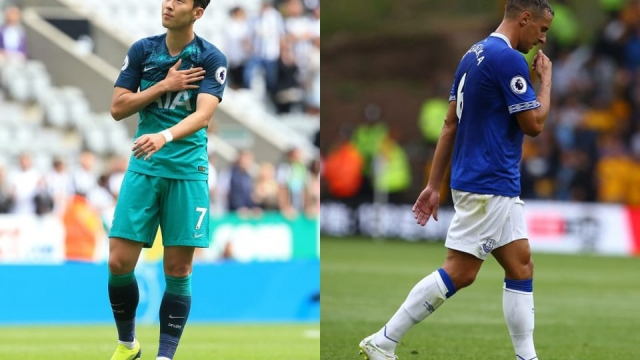 Son Heung-Min and Phil Jagielka will both miss Gameweek 2
