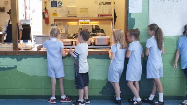 Heinz breakfast schools