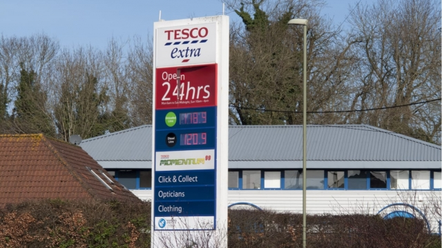 Tesco fuel offer
