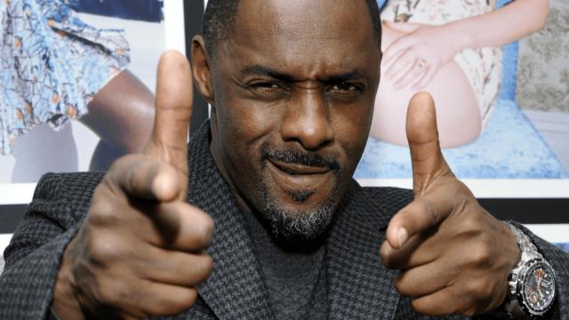 Idris Elba: could he be the next James Bond?