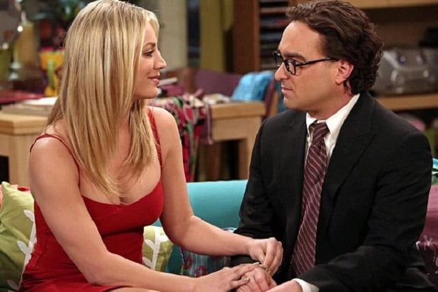 Cuoco is best known for playing Penny in The Big Bang Theory (Photo: Warner Bros Television)