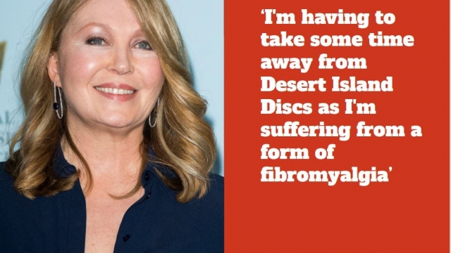 Kirsty Young has left Desert Island Discs due to an illness. (Getty)