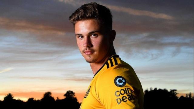 Leander Dendoncker signed for Wolves on transfer deadline day (Wolverhampton Wanders FC)