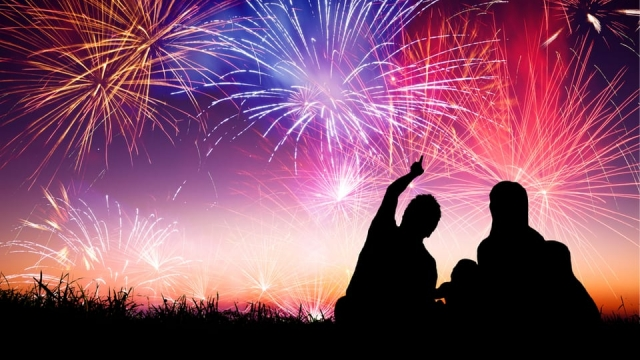 Got issues with neighbours setting off fireworks? Here's what the law says (Photo: Shutterstock)
