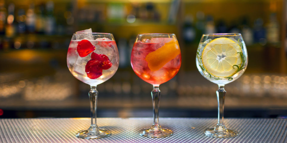 Wetherspoons is having its very own nationwide gin festival (Photo: Shutterstock)