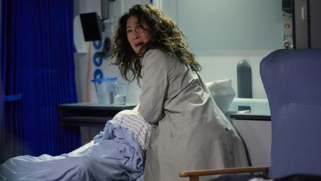 Sandra Oh as Eve Polastri in Killing Eve (Photo: Robert Viglasky)
