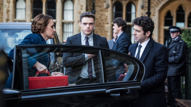 Bodyguard's Westminster world features real-life journalists from the BBC