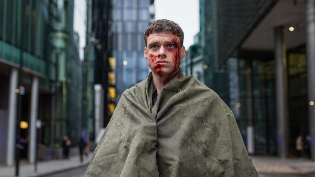 Richard Madden is up for Best Performance in a Drama Series for his role in Bodyguard - the drama has also been nominated (BBC)
