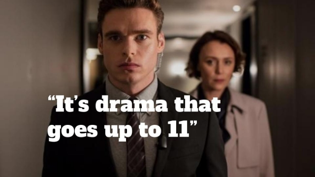 Screen Babble quote for Bodyguard